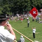 Mieszkańcy Szwajcarii