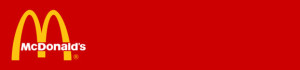logo sieci McDonalds