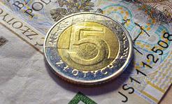 pięć złotych