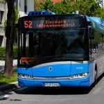 polski autobus Solaris